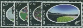 NZ SG2673-6 Rugby Sevens set of 4